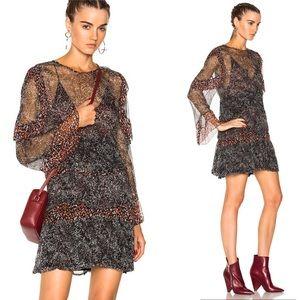 IRO Trillie Dress NWT size 38